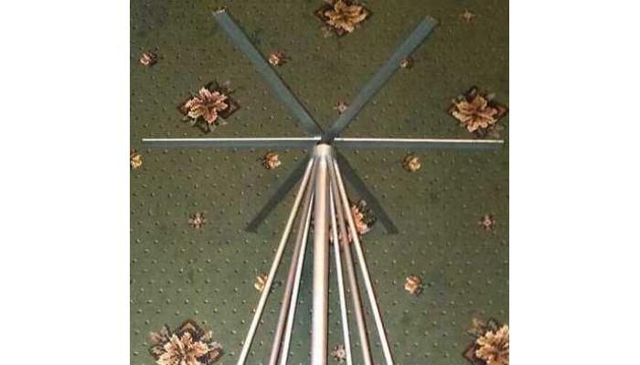 Discone antenna (antenna disco-Con) FKO-1000