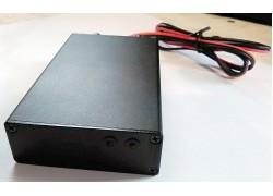 Power amplifier for QRP transceiver 1-30 MHz QRP QRPver-101