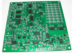 PCB DC transceiver Pilgrim v.3 with all sealed SMD-components