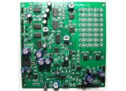 PCB DC transceiver Pilgrim v.3 fully assembled and configured board