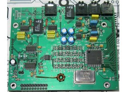 Set the main board transceiver