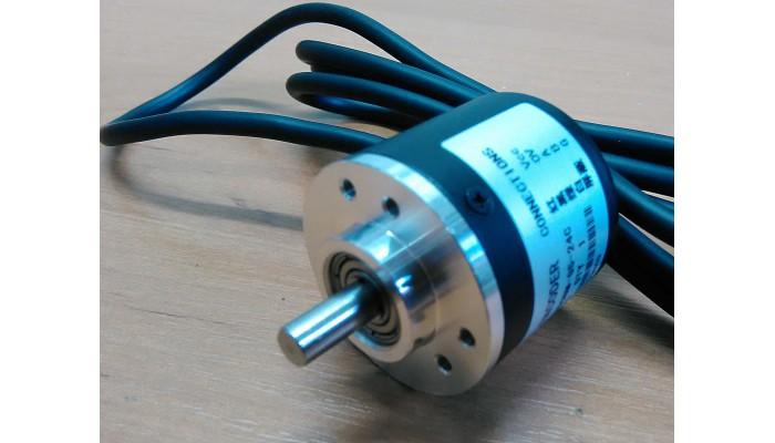 Encoder - 360 pulses per revolution