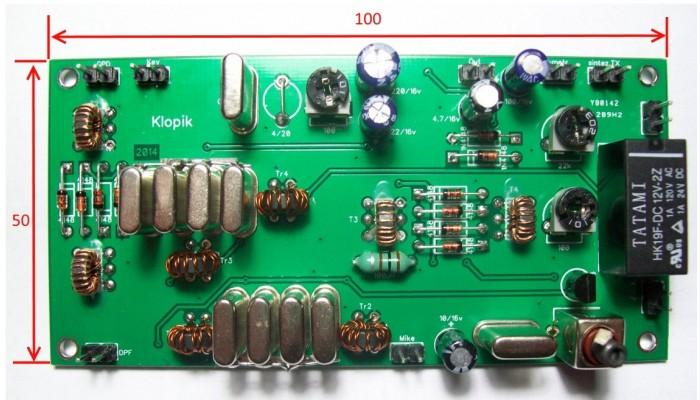 The basic fee simple transceiver Klopik (Bug\'s)