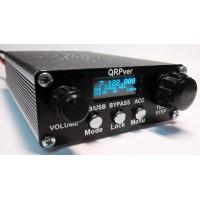 QRPver-1 v.3 HF  Mono band mini QRP transceiver ( SSB / CW / JT65 / PSK / BPSK / FSQ )