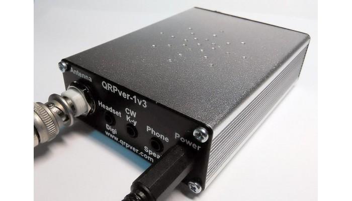Transceivers - QRPver-1 v 3 HF Mono band mini QRP transceiver ( SSB / CW /  JT65 / PSK / BPSK / FSQ )
