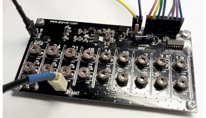 Finished modules - 9 Bands BPF R1