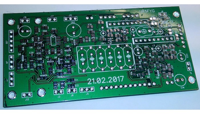 PCB for MicrobPRO MB