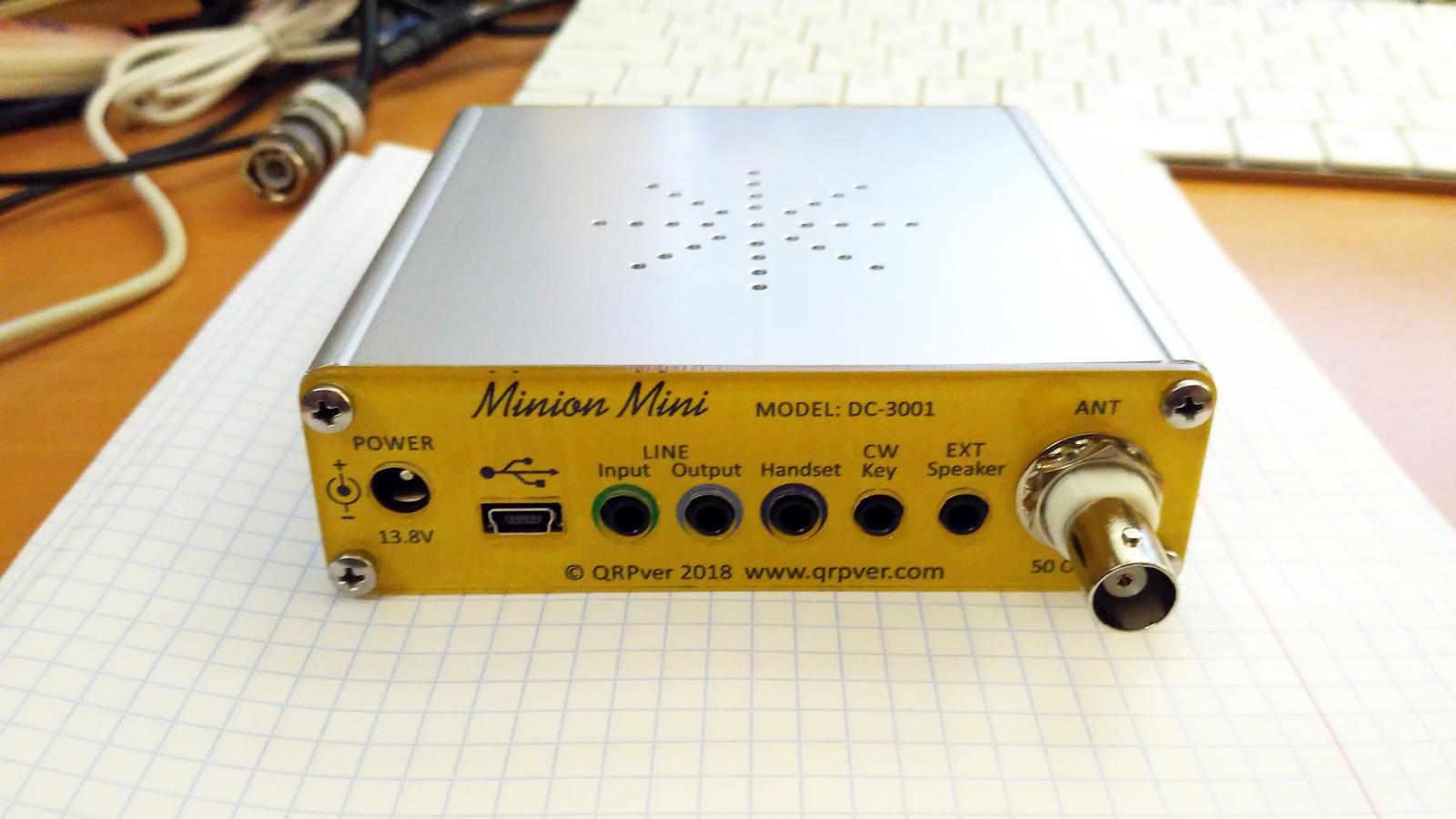 Amateur mini mixer 6 - 2 part 6