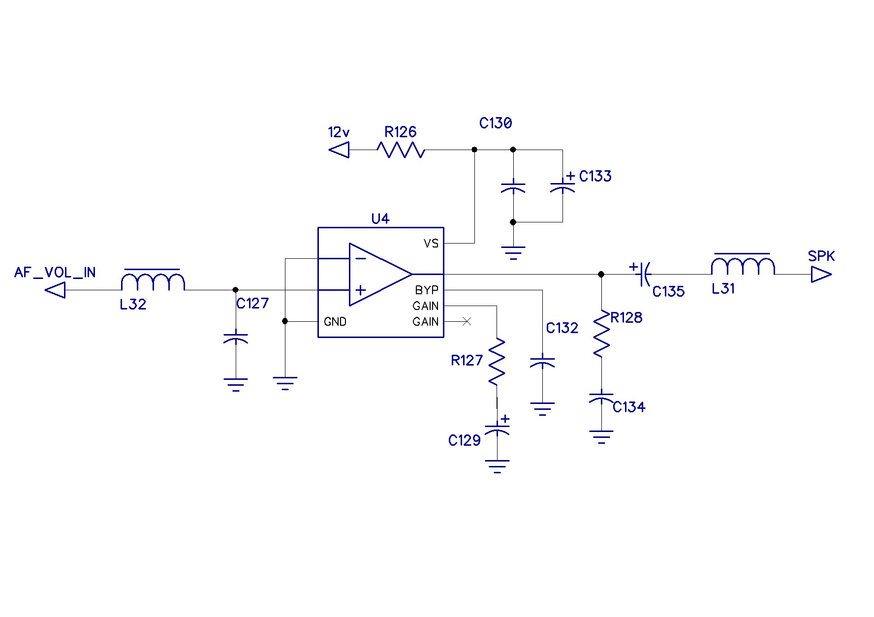 Qrpver Dc 3001 Schematic Further Low Pass Filter Circuit In Addition High Frequency Amplifier Made On The Chip Lm386